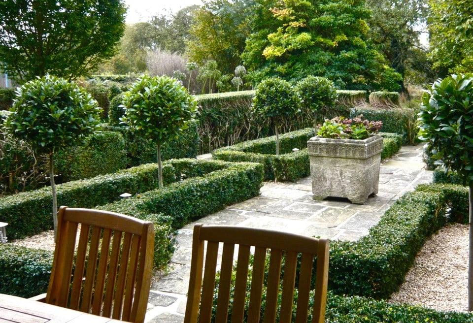 Portfolio jo alderson phillips for Garden design oxfordshire