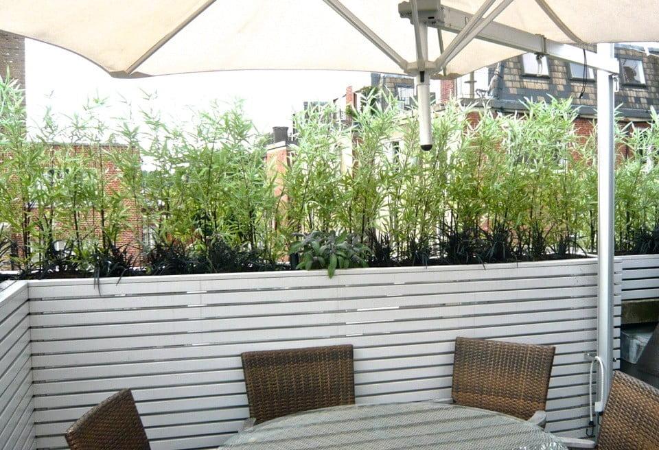 Terraced Roof Gardens