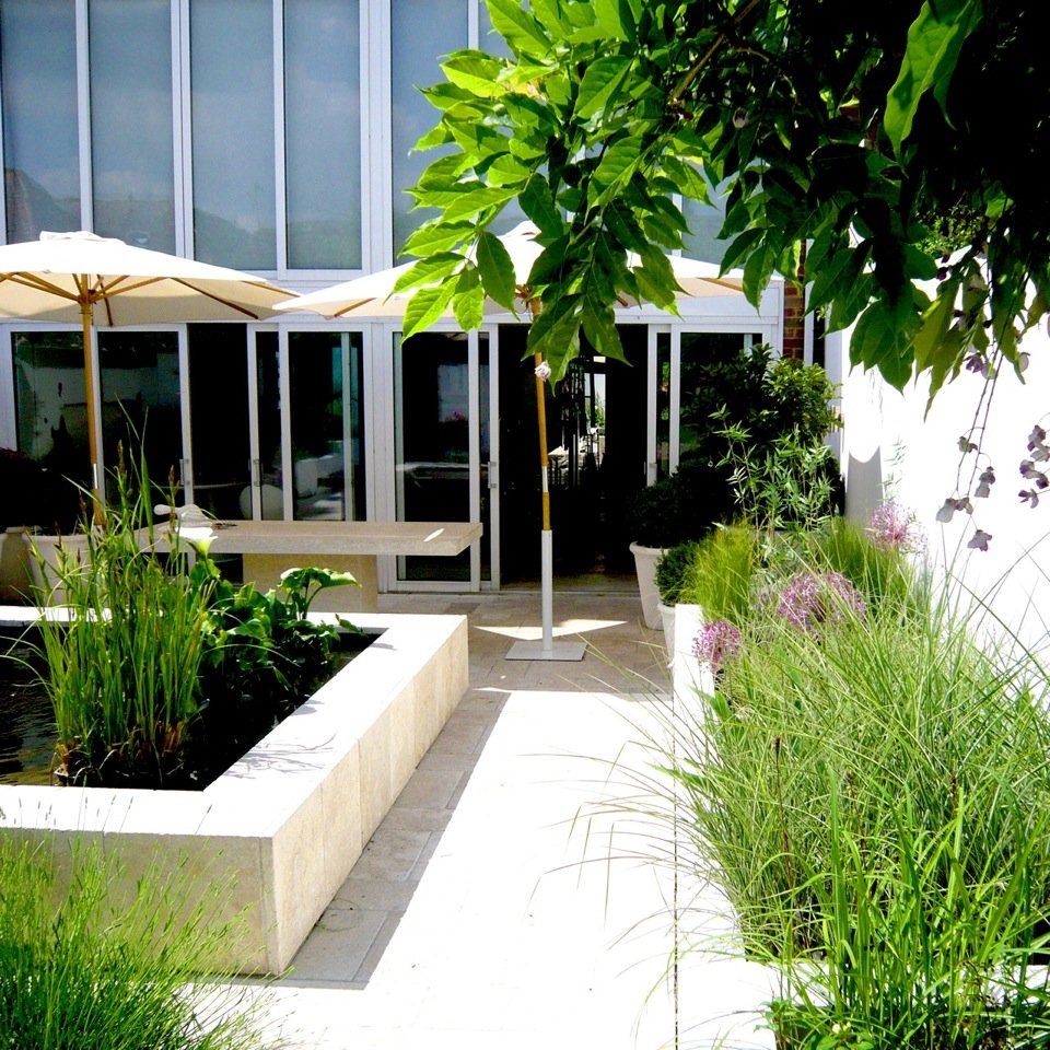 Courtyards Jo Alderson Phillips