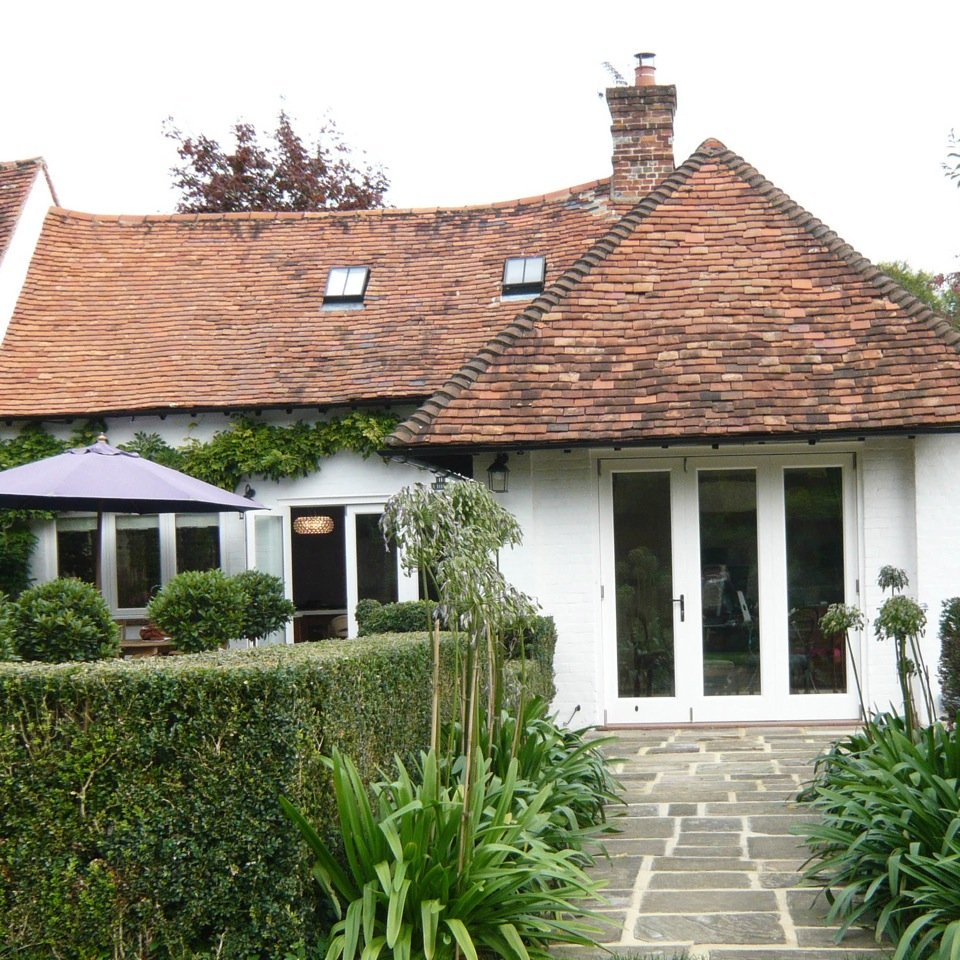 Garden restoration jo alderson phillips for Garden design oxfordshire