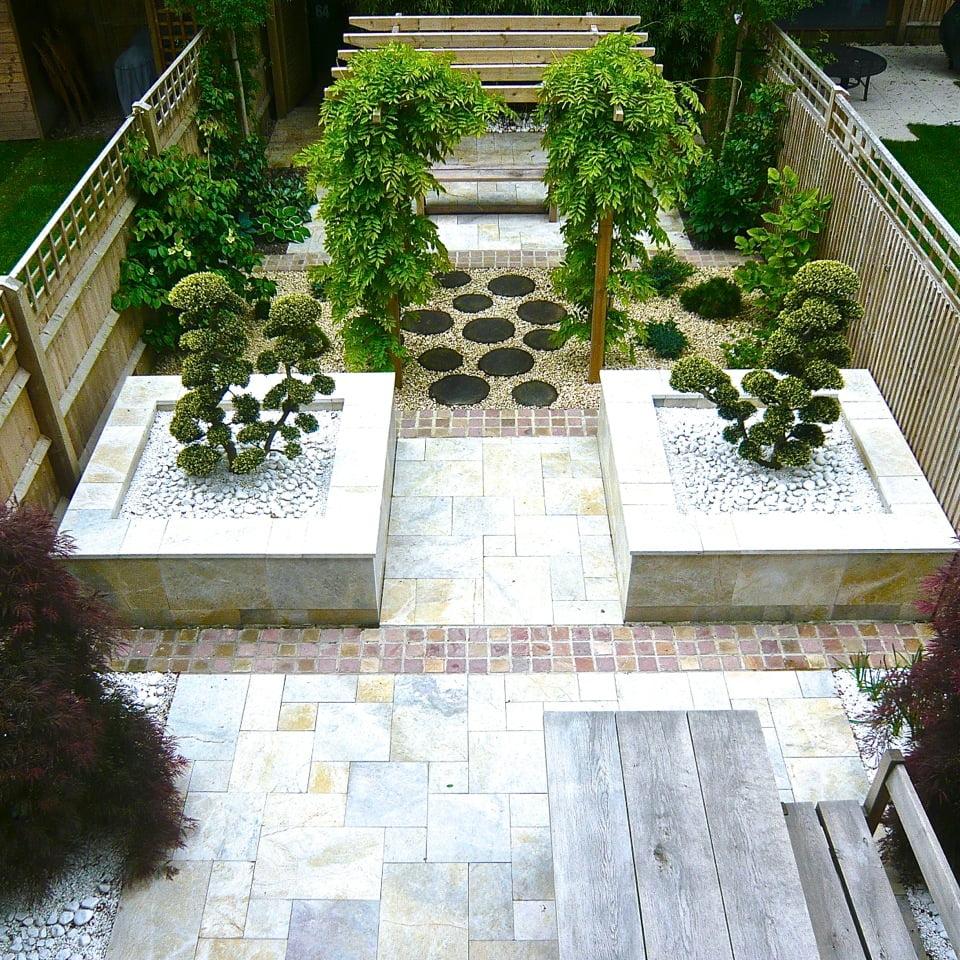Joanne alderson garden design oxfordshire zen 5 jo for Garden design oxfordshire