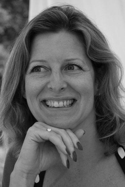 This is me - Jo Alderson Phillips of Joanne Alderson Design. I am an award winning garden designer