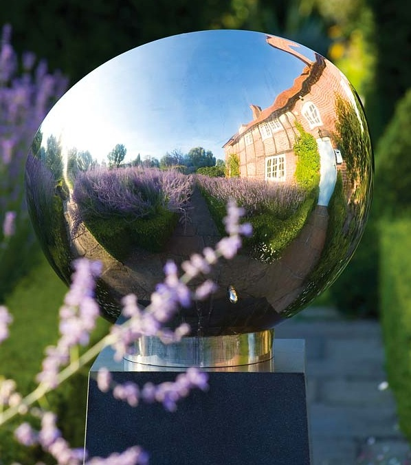 Joanne Alderson Garden Design Berkshire Scultpure 6