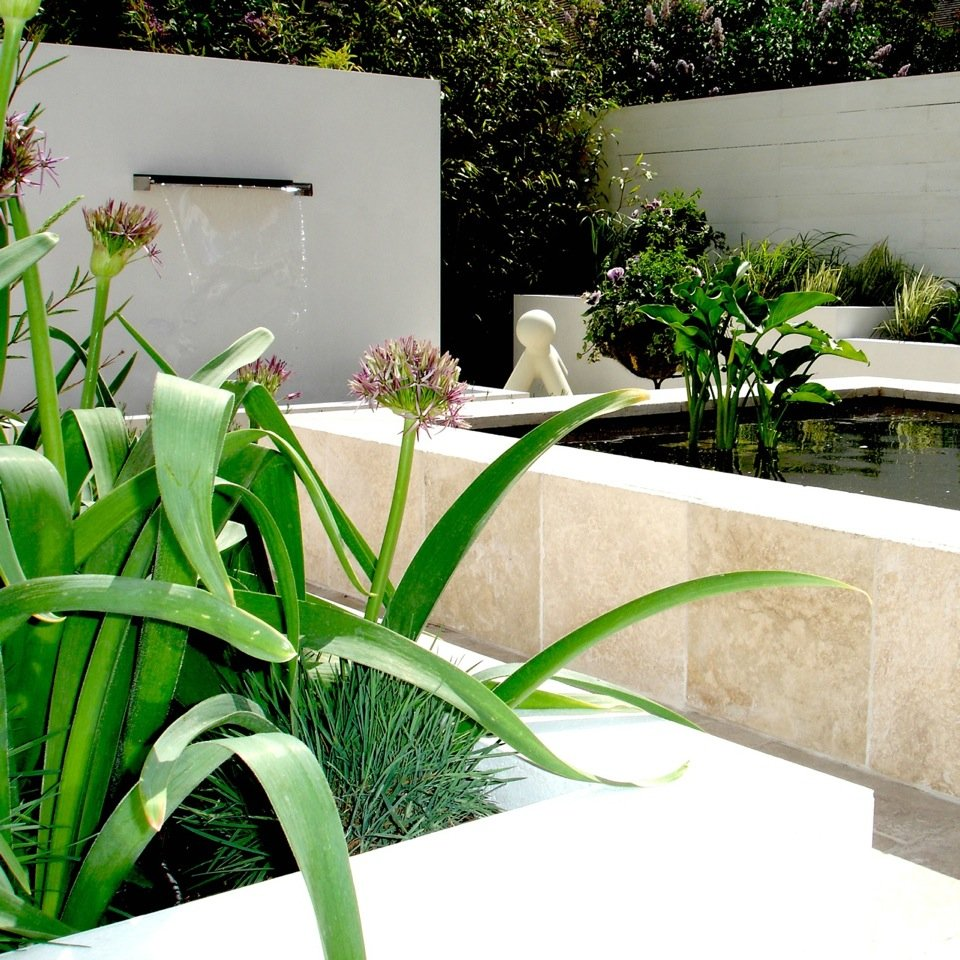 Joanne alderson garden design oxfordshire courtyard 8 jo for Garden design oxfordshire