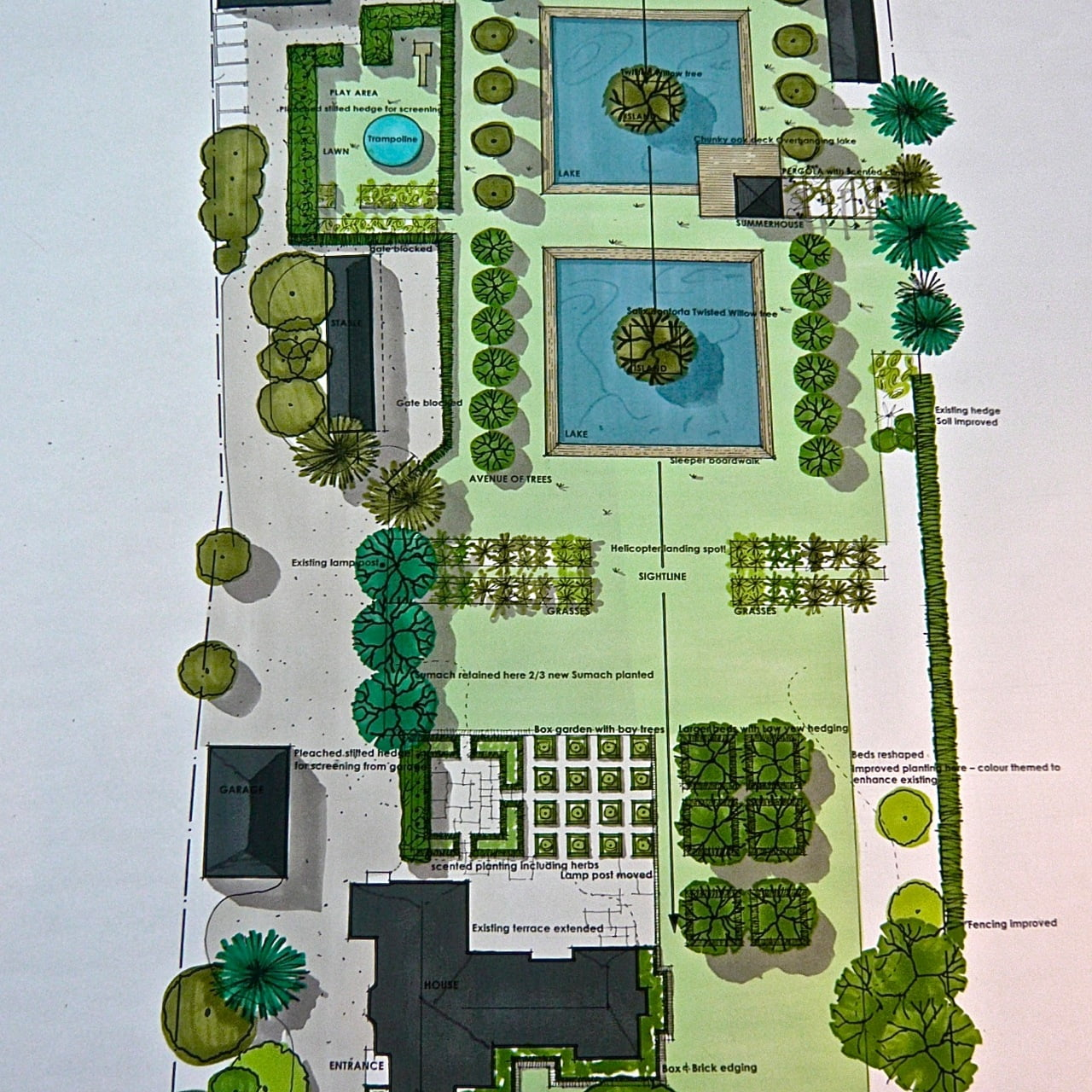 Drawing-for-a-large-formal-garden-in-Berkshire - Jo ...