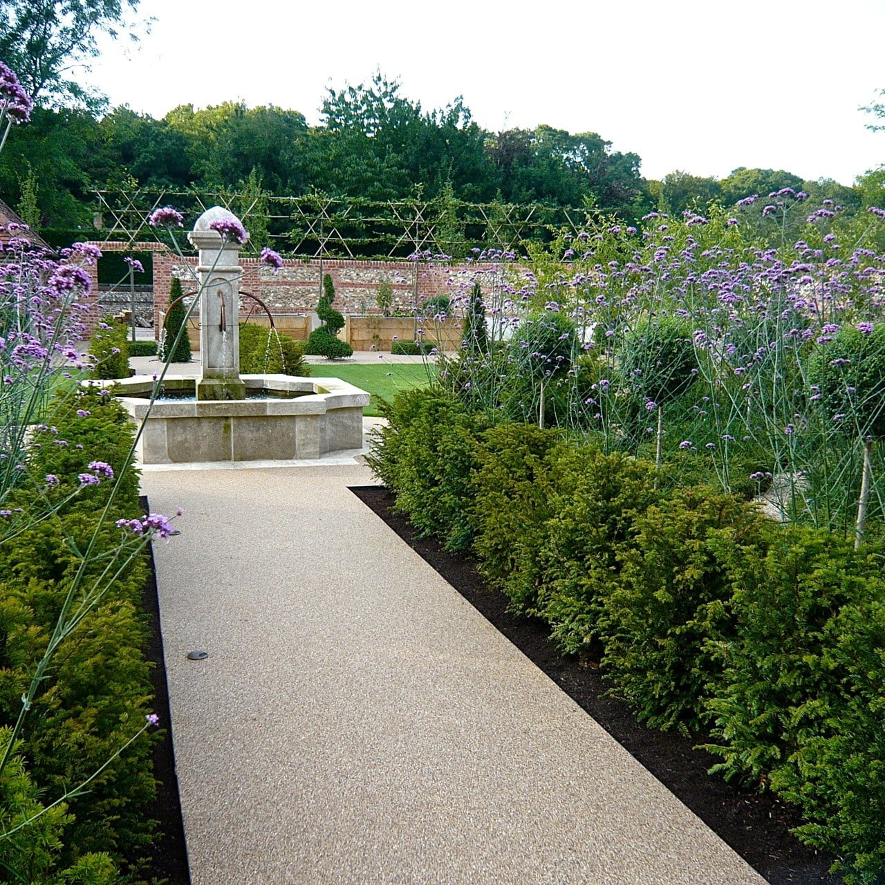 French-fountain-in-the-walled-garden
