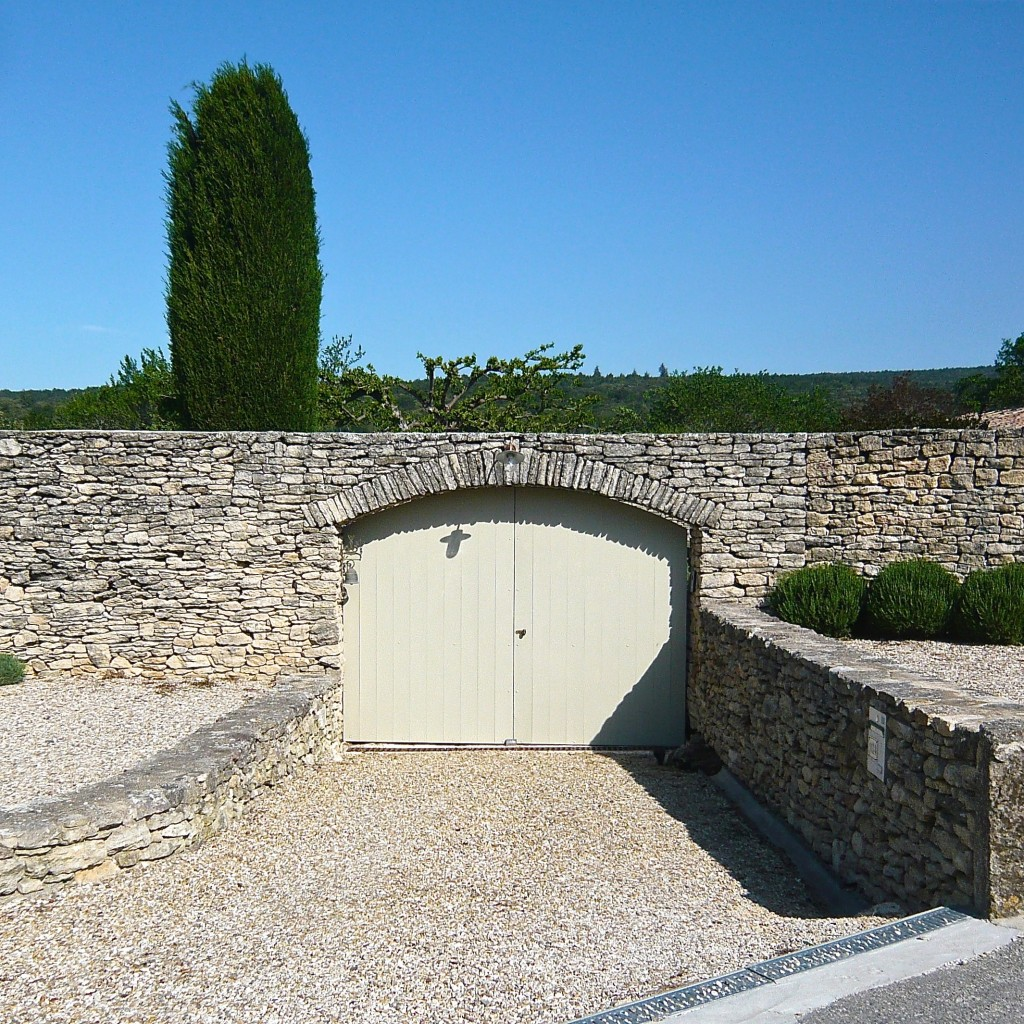 Beautiful French entrance blog by www.joannealderson.com