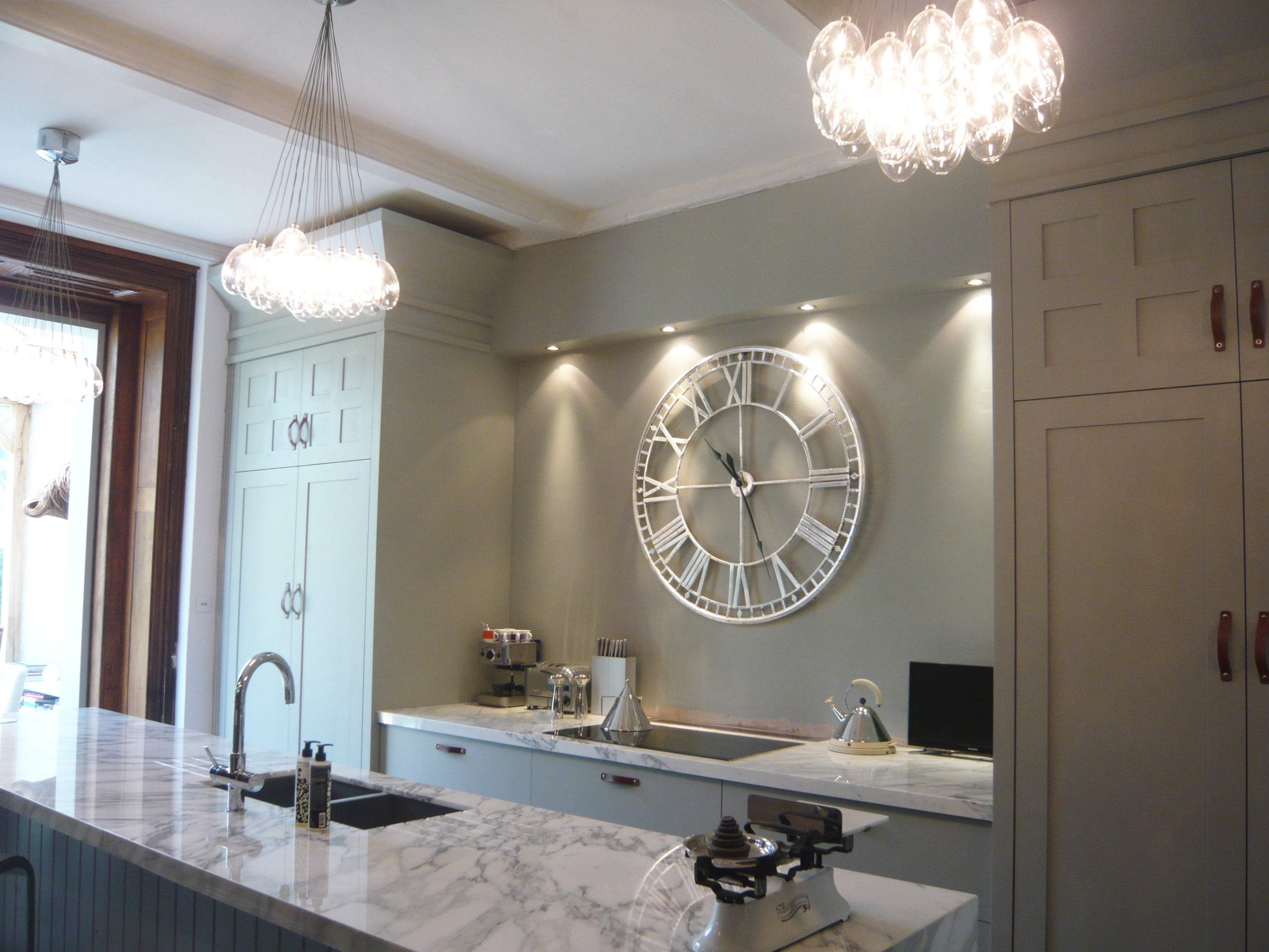 new kitchen by Jo alderson Phillips