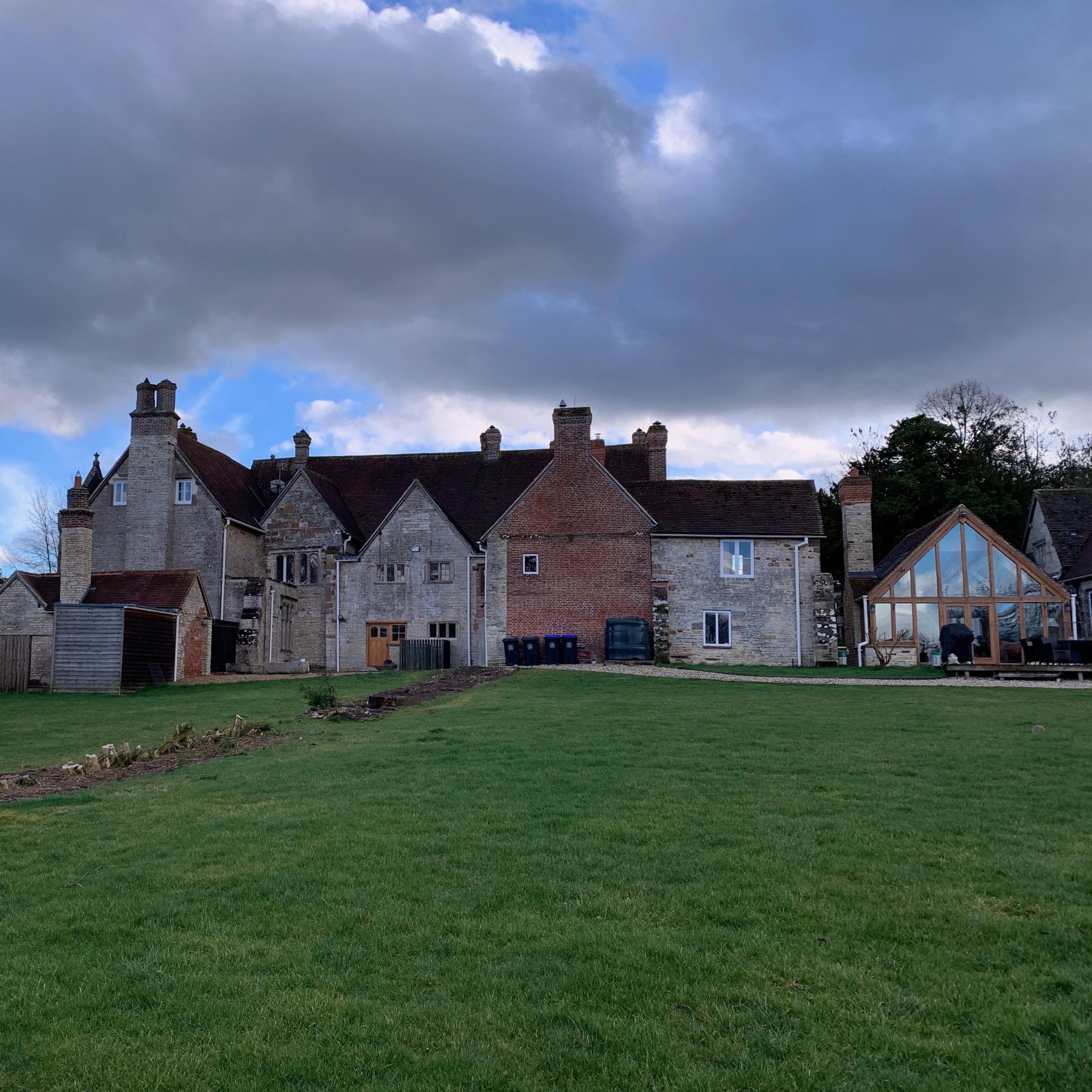 A Warwickshire Manor House