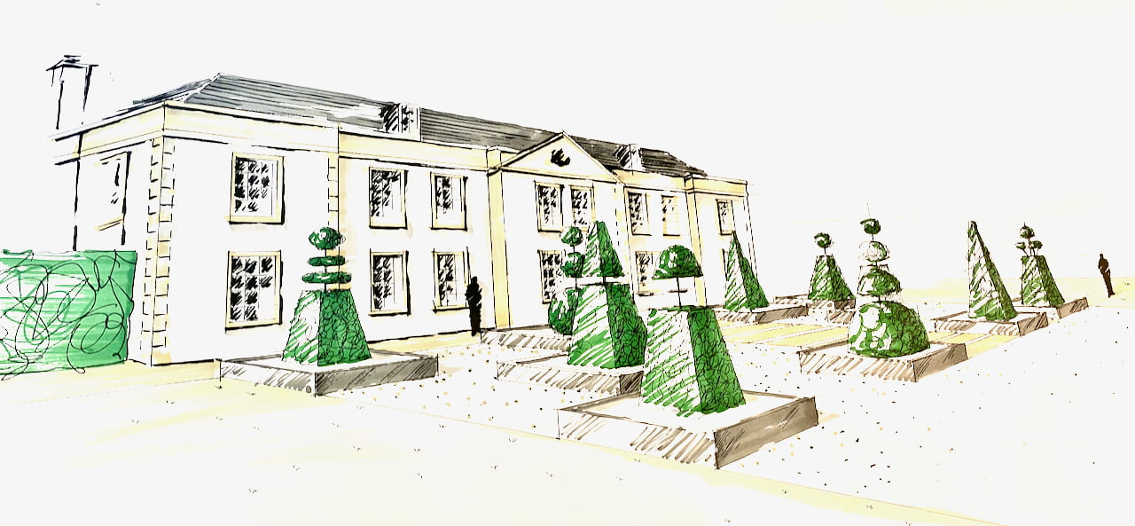 Levens style topiary option
