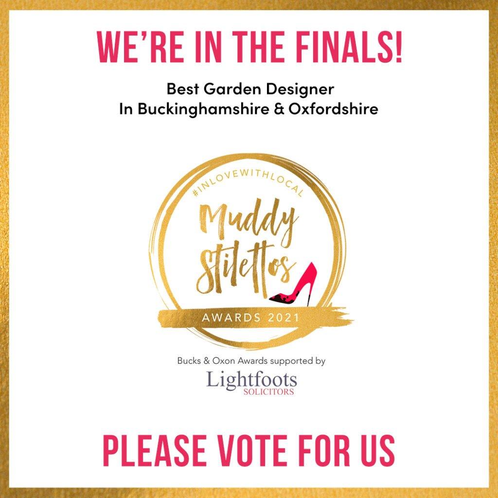 Muddy Stilettos finalist - Jo Alderson Design 2021